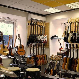 Музыкальные магазины Каракулино