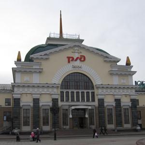 Железнодорожные вокзалы Каракулино