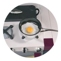 кафе Огонек Ромашка - иконка «кухня» в Каракулино